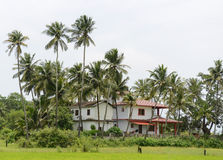 Goa,印度 库存照片