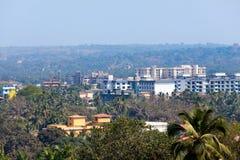 Goa Ινδία Mapusa Στοκ φωτογραφία με δικαίωμα ελεύθερης χρήσης