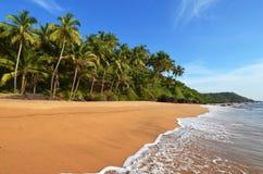 Goa ландшафта Стоковые Изображения