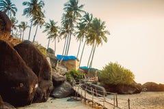 Goa Индии Стоковое Изображение