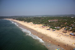 Goa Beach Stock Image