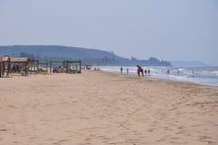 Goa Beach Royalty Free Stock Photos