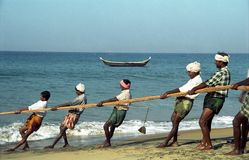 Goa Beaches In India Stock Photography