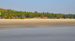 Goa Beaches in India Stock Photos