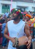 Goa Carnaval Stock Foto's