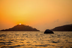 Goa d'Inde Image libre de droits