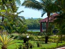 Goa del paesaggio Immagini Stock Libere da Diritti