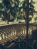 Goa favorite. Club Mahindra hotel south goa royalty free stock photos