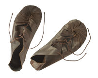 Goa freak boots Royalty Free Stock Image