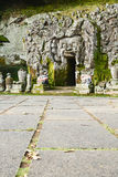 Goa Gajah cave (Elephant cave), Bali Stock Images