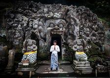 Goa Gajah cave Royalty Free Stock Photo