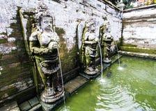 Goa Gajah pool Royalty Free Stock Photo