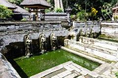 Goa Gajah pool Stock Image