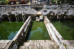Goa Gajah temple in Bali, Indonesia Stock Photo