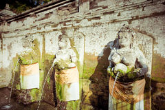 Goa Gajah Temple, Bali, Indonesia. Royalty Free Stock Images