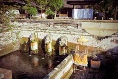 Goa Gajah Temple, Bali Stock Image
