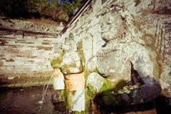 Goa Gajah Temple, Bali Stock Images