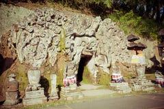 Goa Gajah Temple, Bali Royalty Free Stock Images