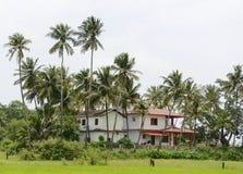 Goa Indien arkivfoto
