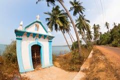 Goa kaplica zdjęcie royalty free