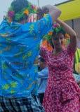 Goa karnawał fotografia royalty free