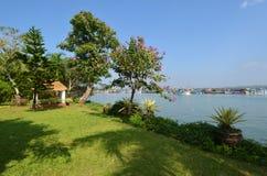 Goa krajobrazy zdjęcie stock
