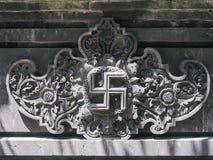 Goa-lawah Tempel Stockfoto