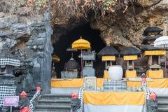 Goa lawah temple Royalty Free Stock Photos