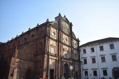 Goa van de kerk Royalty-vrije Stock Afbeeldingen