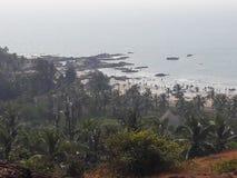Goa widzii zdjęcia royalty free