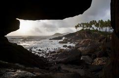 Goacave photographie stock libre de droits