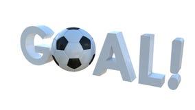 Goal! Stock Image
