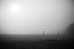 The Goal Stock Image