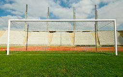 The Goal Stock Photo