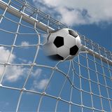 Goal. Goooooal Royalty Free Stock Photo