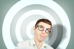 Goal aims and targets Royalty Free Stock Photo