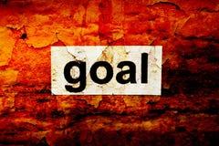 Goal Royalty Free Stock Photo