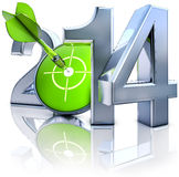Goal 2014 Royalty Free Stock Photos