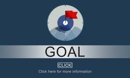 Goal Inspiration Achievement Aspiration Concept Royalty Free Stock Photo