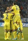 Goal John Terry FC Schalke v FC Chelsea 8eme Final Champion League Stock Photography