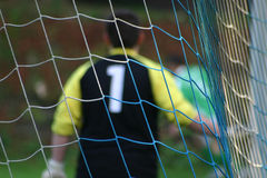 Goal keeper #2 stock photos