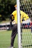 Goal keeper Royalty Free Stock Photo