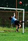Goal keepwr Royalty Free Stock Photos