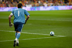 Goal Kick Stock Images