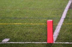 Free Goal Line On American Football Field Stock Photo - 21513150
