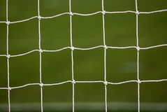 Goal net Royalty Free Stock Images