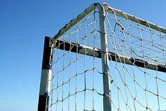 Goal Net Stock Image