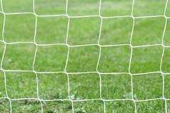 Goal net Royalty Free Stock Photography