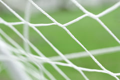 Goal net Royalty Free Stock Image