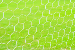 Goal net Royalty Free Stock Photo